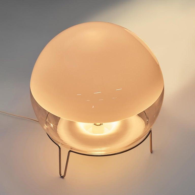 Italian Angelo Mangiarotti for Skipper Table Lamp For Sale
