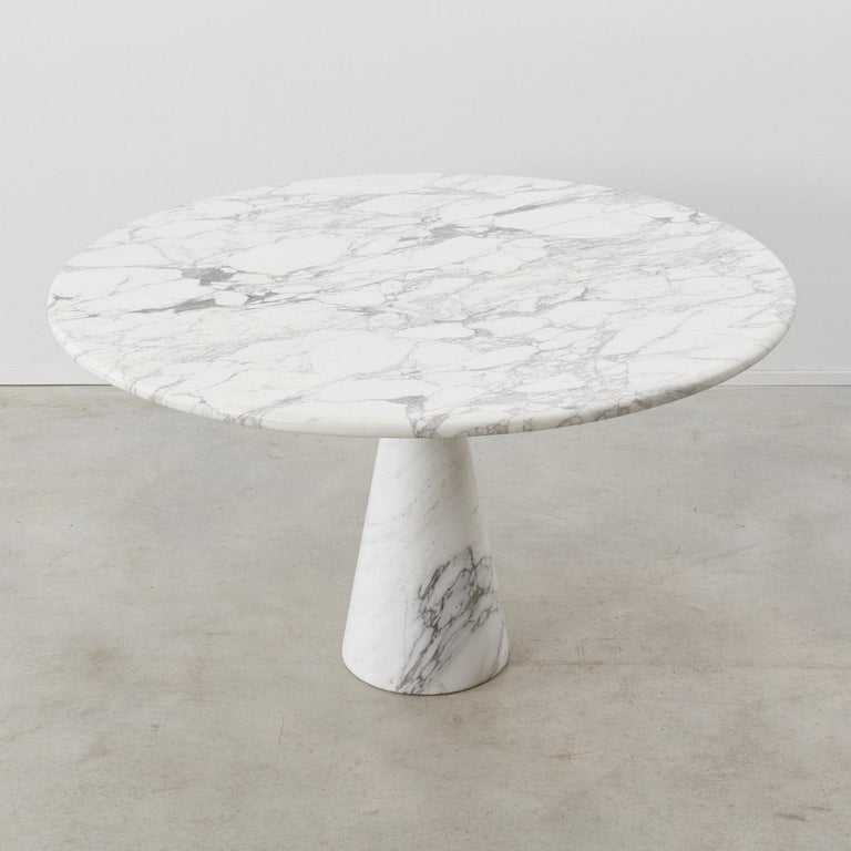 Mid-Century Modern Angelo Mangiarotti M1 T70 Dining Table for Skipper, Italy, 1969 For Sale