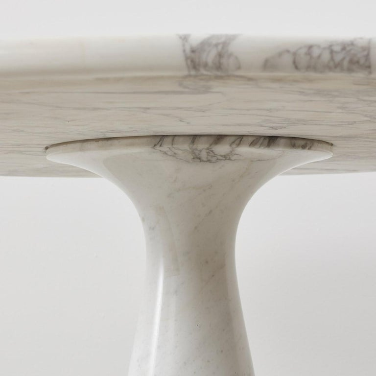 Italian Angelo Mangiarotti M1 T70 Dining Table for Skipper, Italy, 1969 For Sale