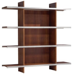 Angelo Mangiarotti Multiuse Cabinet in Teak