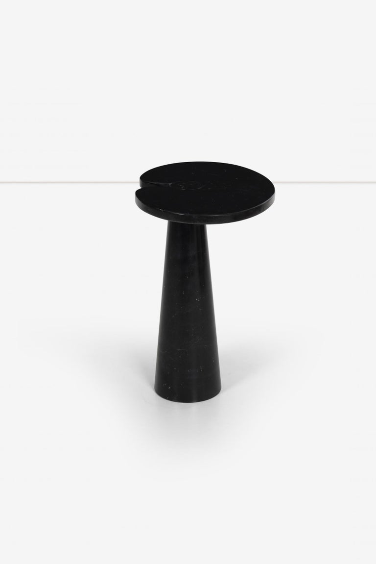 Angelo Mangiarotti Pair of Large and Small Tables For Sale 1