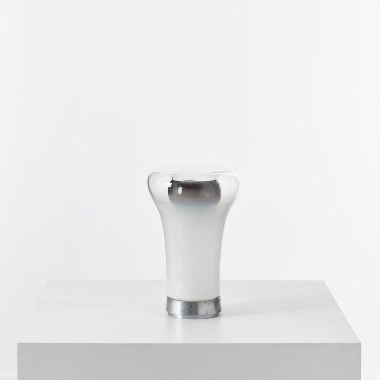 Blown Glass Angelo Mangiarotti Saffo Lamps For Sale