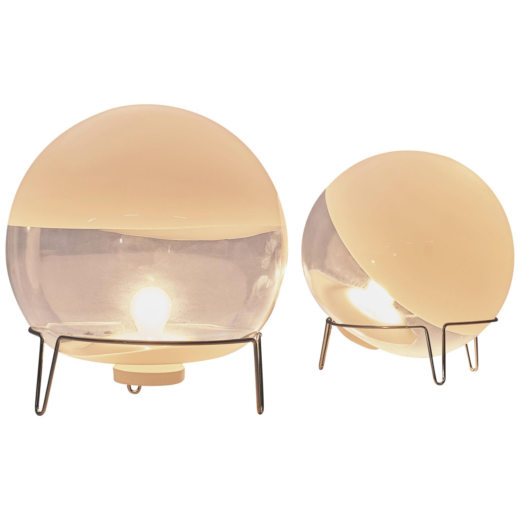 Angelo Mangiarotti Table Lamp for Skipper