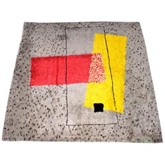Angelo Testa V'Soske Rug Moholy-Nagy's Institute of Design