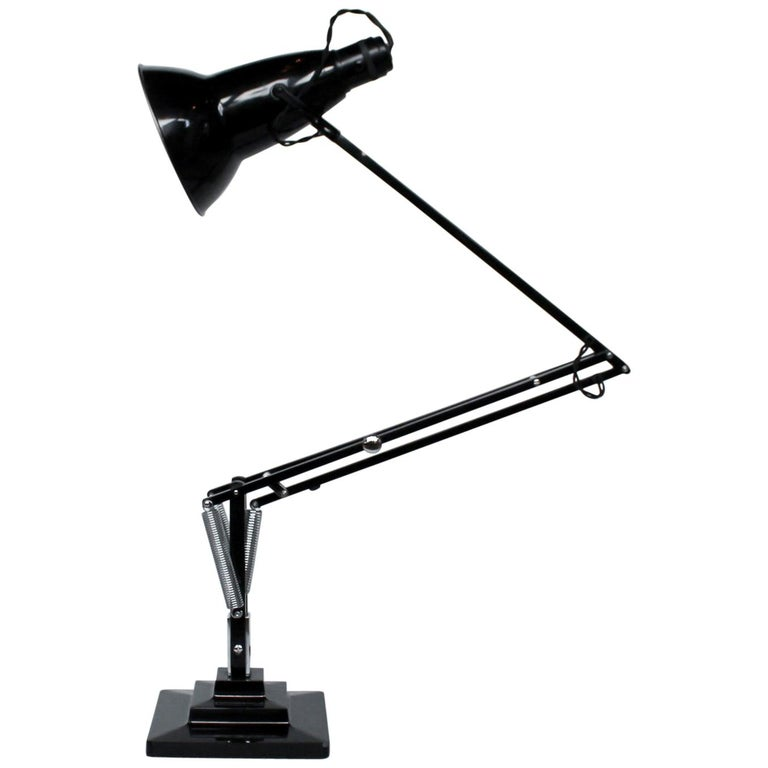 Anglepoise Desk Lamp by Herbert Terry & Sons Designed by George Carwardine