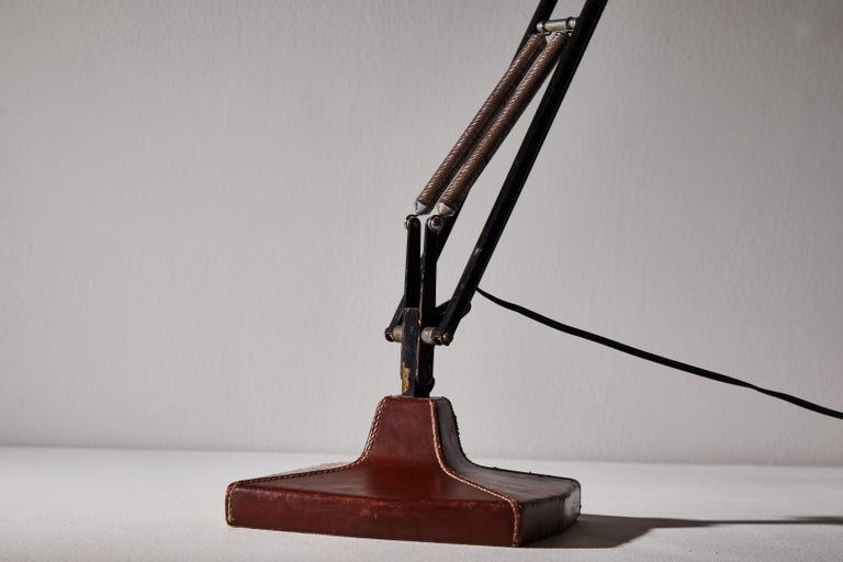 Anglepoise Table Lamp by George Cawardine & Hermes For Sale 4