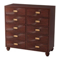 Anglo Indian Chest of Drawers