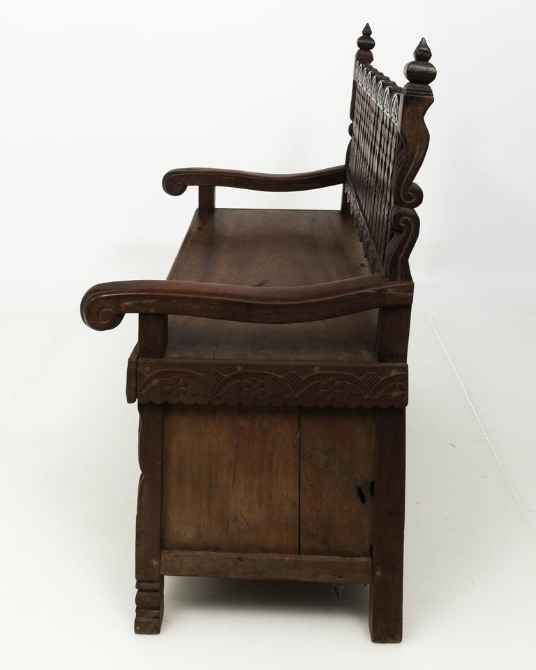 Prime Anglo Indian Hall Bench Short Links Chair Design For Home Short Linksinfo