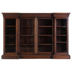 Anglo Indian Padouk Bookcase