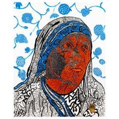 Wütendenr Mob Friedlicher Demonstranten: Mutter Teresa