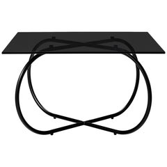 Angui Black Coffee Table