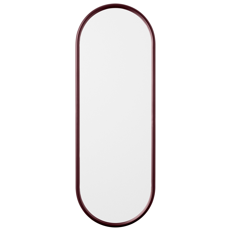 Angui Bordeaux Oval Large Mirror
