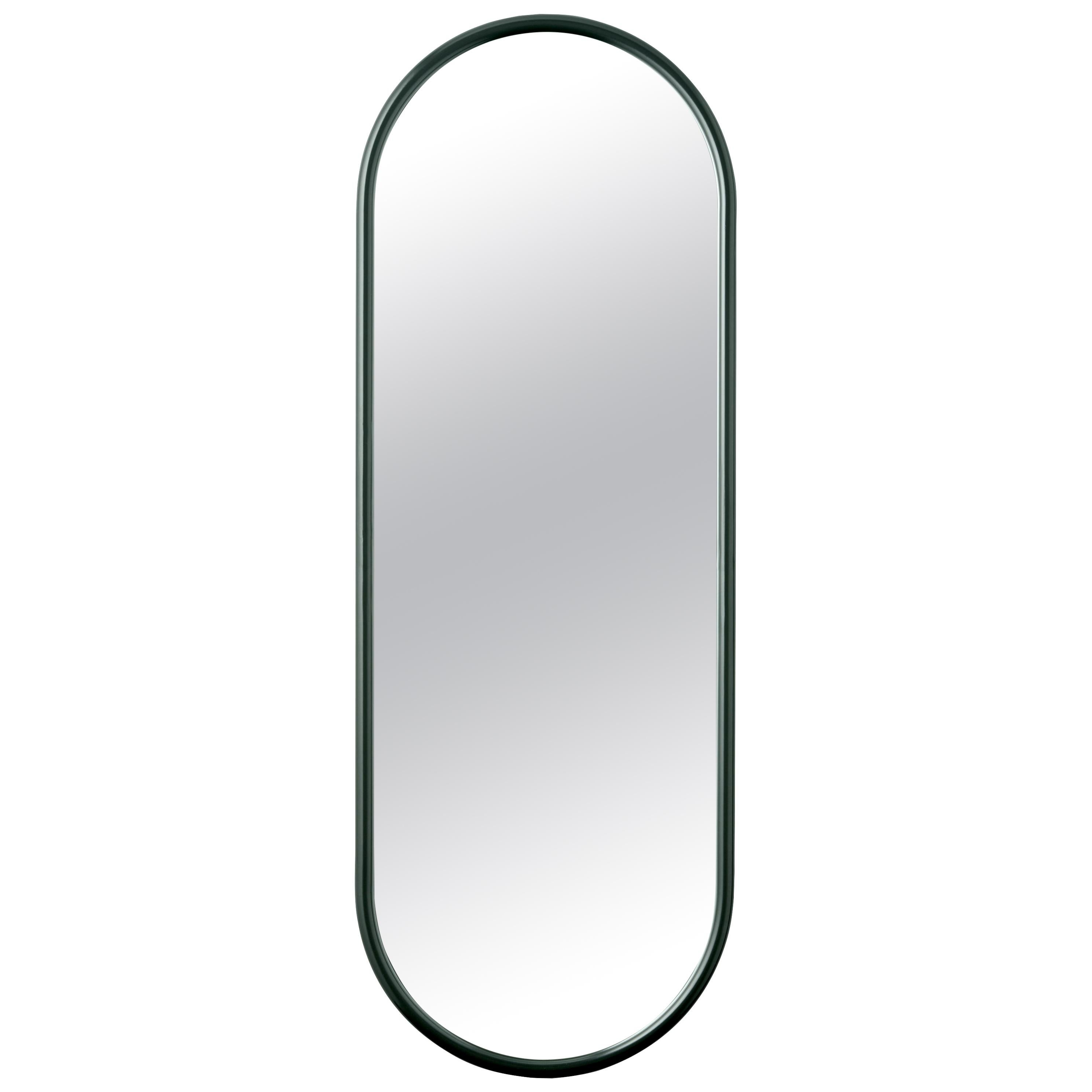Angui Forest Oval Large Mirror