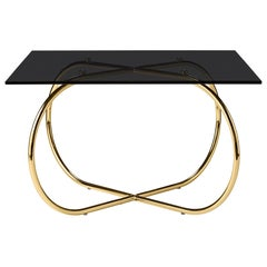 Angui Golden Coffee Table