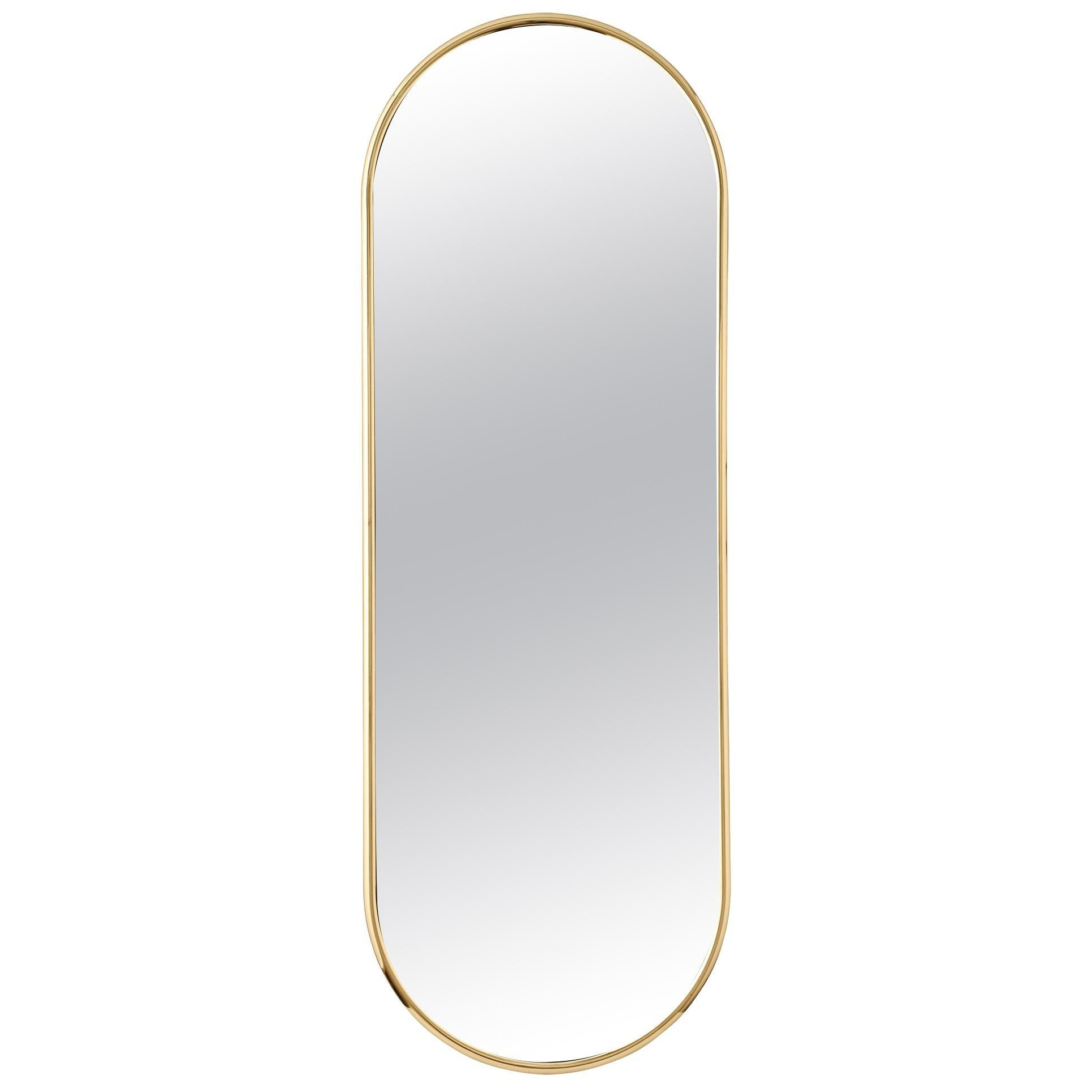 Angui Golden Wardrobe Mirror