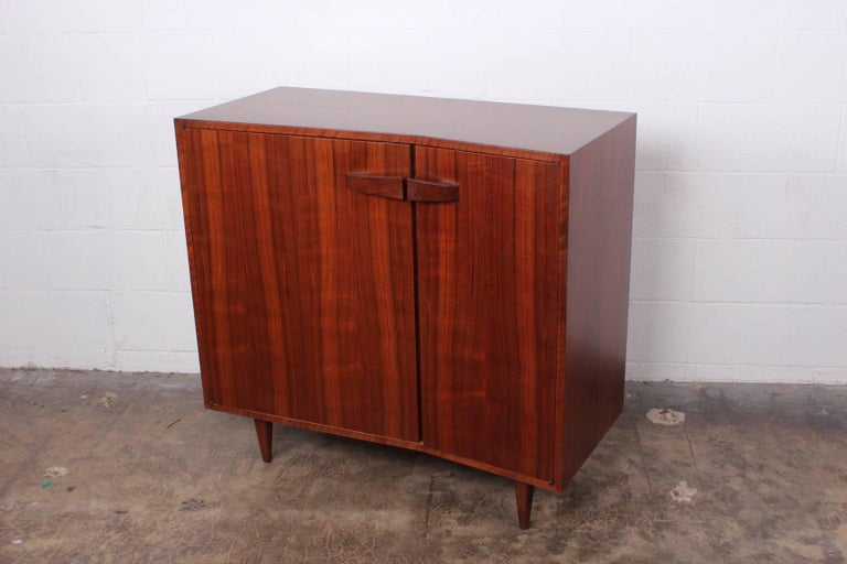Angular Cabinet by Bertha Schaefer for Singer and Sons For Sale 3