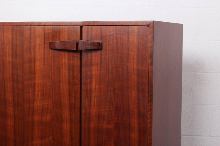 Angular Cabinet by Bertha Schaefer for Singer and Sons For Sale 5