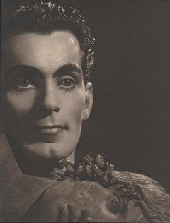 Hugh Laing Portrait