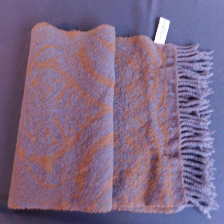 Anichini Wool Scarf For Sale 1