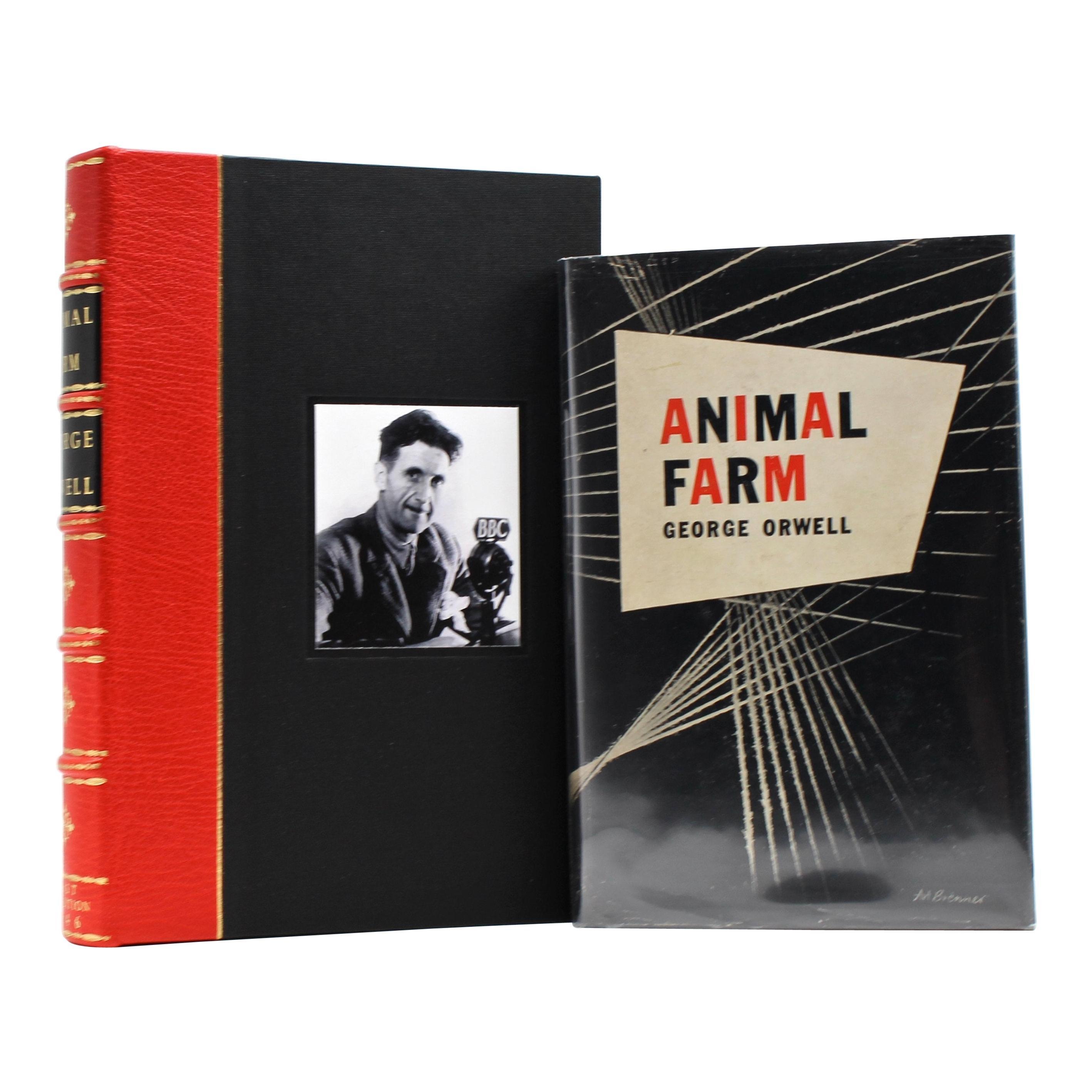 Animal Farm by George Orwell, First American Edition