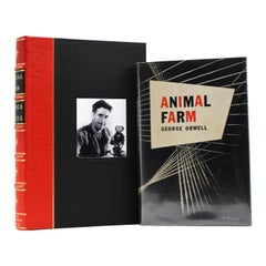 Animal Farm by George Orwell, First American Edition