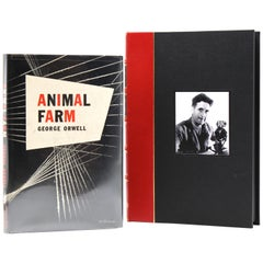 Animal Farm by George Orwell, First American Edition in Dust Jacket, 1946