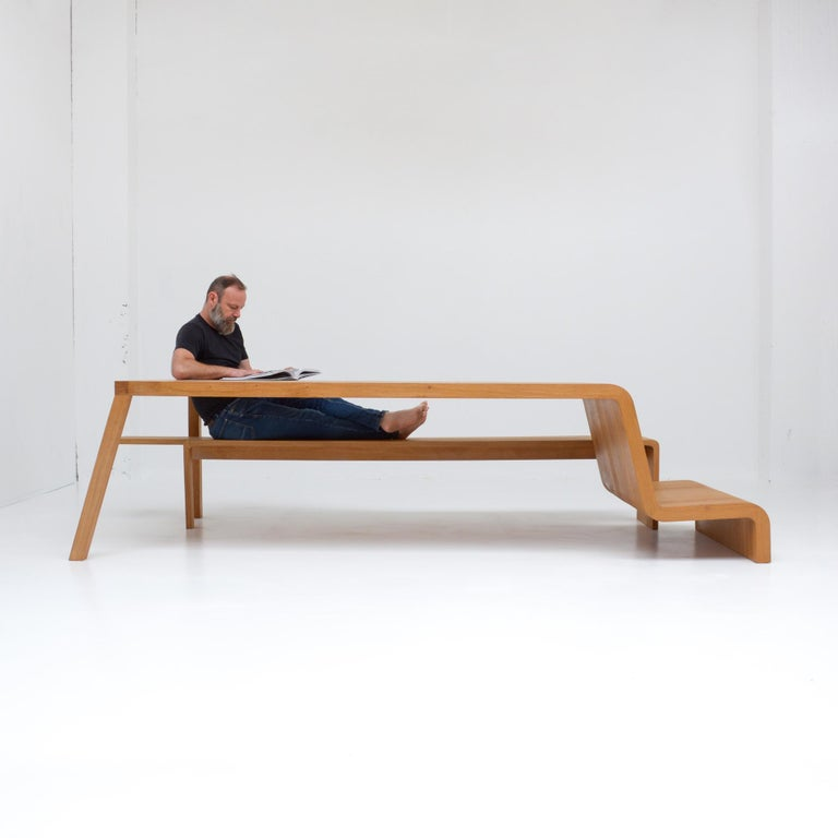Modern Animal Table by Deevie Vermetten For Sale