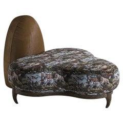 Animalia 3-Seat Armchair