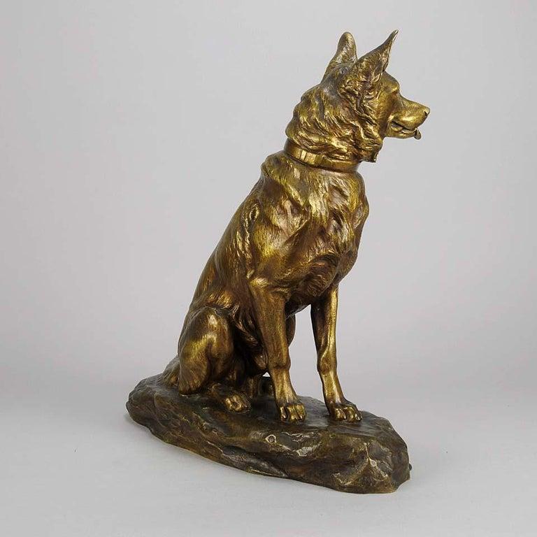 French Animalier Bronze