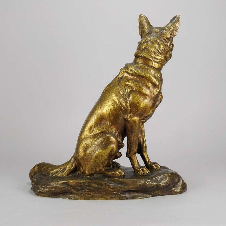 Cast Animalier Bronze
