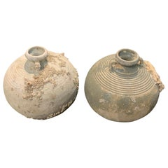 Animist Shipwrecked Pot, Vietnam, 15th Century