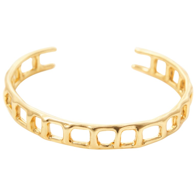 Animo Bracelet 18 Karat Gold For Sale