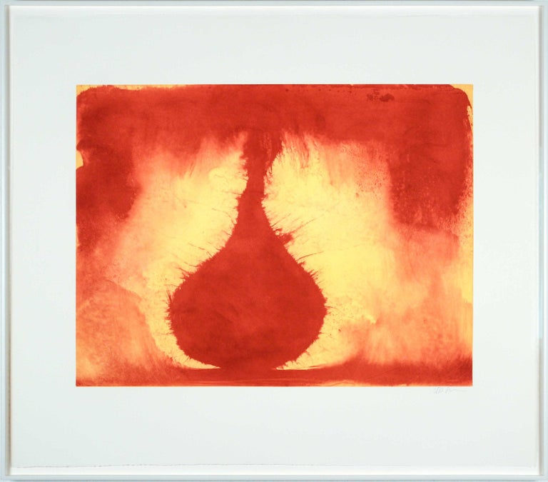 Untitled 6, from 12 Etchings - Print by Anish Kapoor