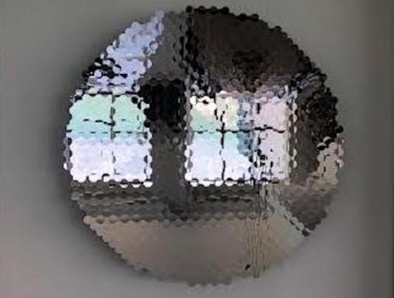 Untitled, Anish Kapoor, 2010 - Black Abstract Sculpture by Anish Kapoor