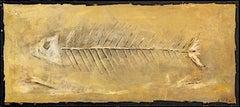 "Anita Amani Dorp - ""Fossils Fish"" - timelessness & permanence nature art"