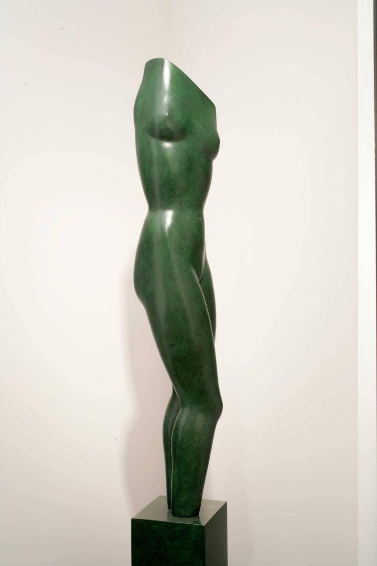 Spring II - Sculpture by Anita Huffington