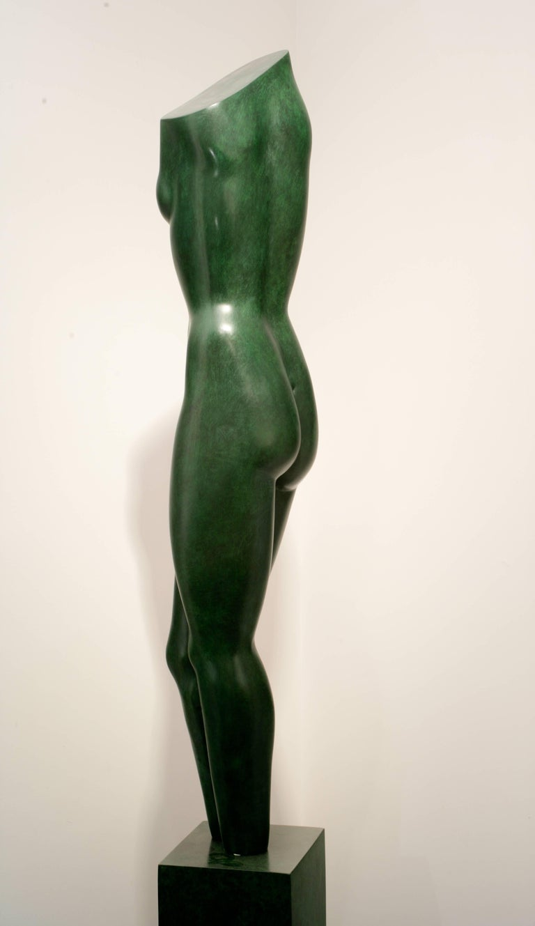 Spring II - Contemporary Sculpture by Anita Huffington