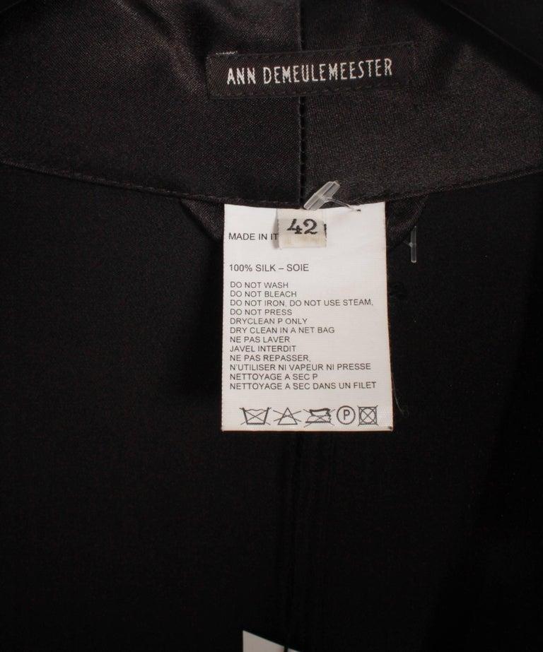 Ann Demeulemeester Jacket For Sale 1