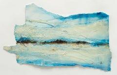 Landline II: Swedish Landscape Painting by Ann-Helen English