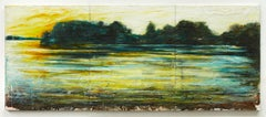 This Day Winding Down: Swedish Landscape Painting in Oil by Ann-Helen English