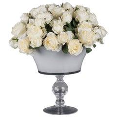 Ann Roses Set Arrangement, Flowers, Italy