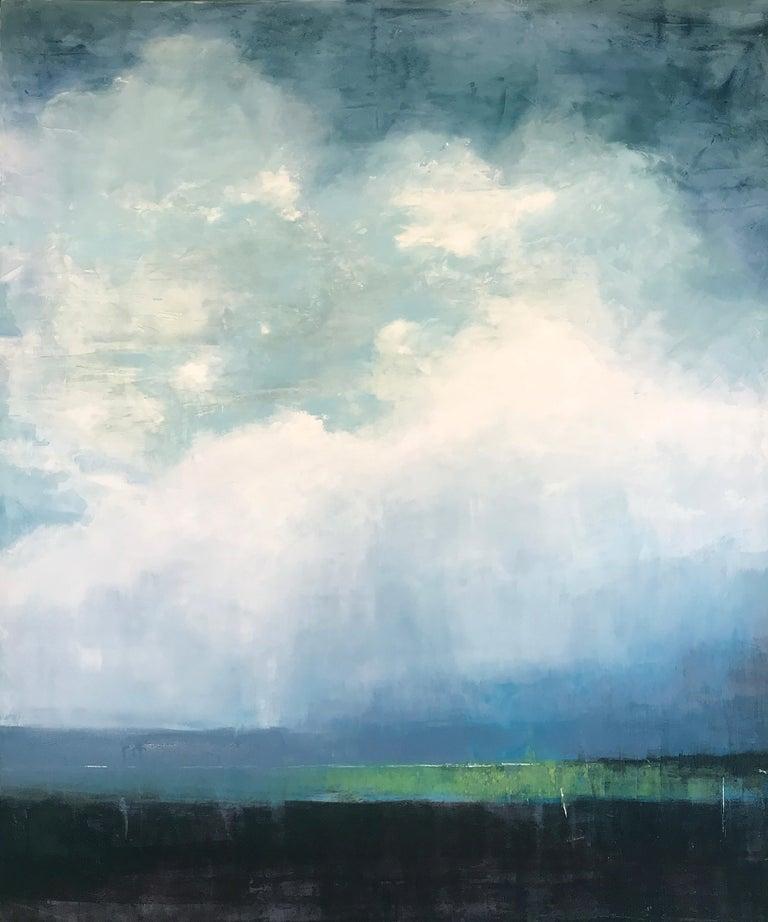 Ann Shogren Landscape Painting - Magical Morning