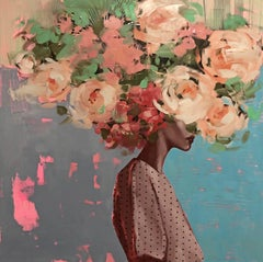 Captured By Your Style - Floral, Pinks, Teals