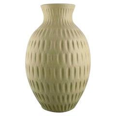 Anna Lisa Thomson for Upsala-Ekeby, Floor Vase in Glazed Ceramics