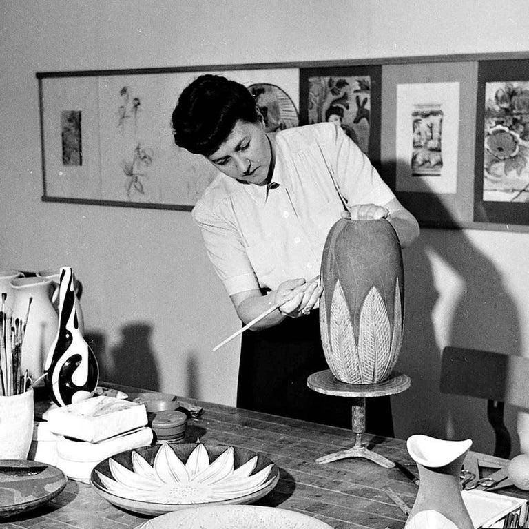 Mid-20th Century Anna-Lisa Thomson Ceramic