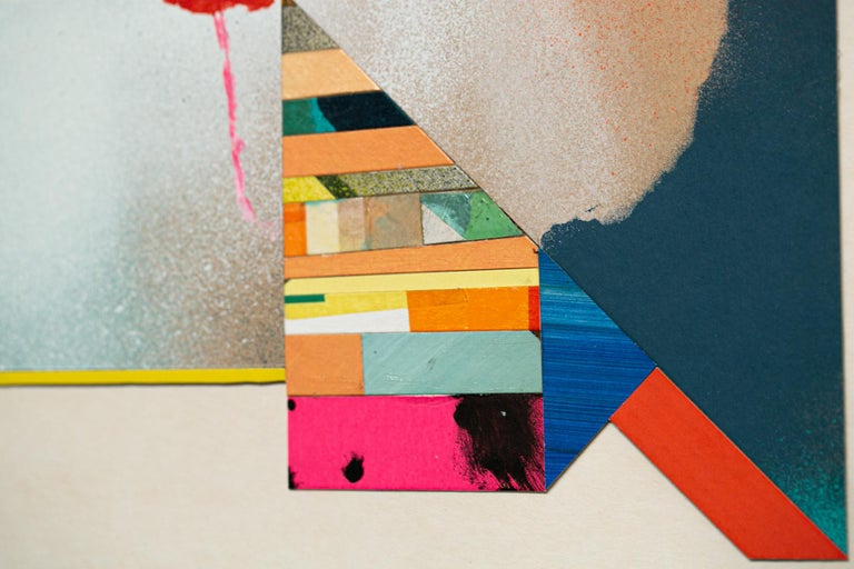 Bit 3 - Abstract Painting by Anna Taratiel