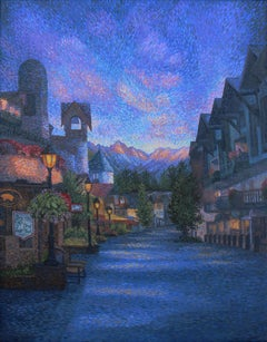 Twilight, Vail Village