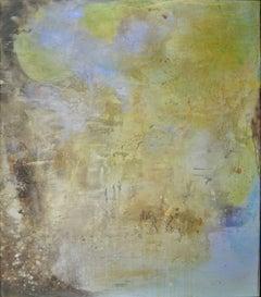 234 Galaxy Dance, Painting, Acrylic on Canvas