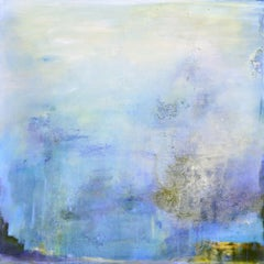 237 Crystal Seas, Painting, Acrylic on Canvas