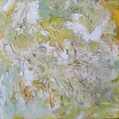267 Dusk in Venice Park, Painting, Oil on Canvas
